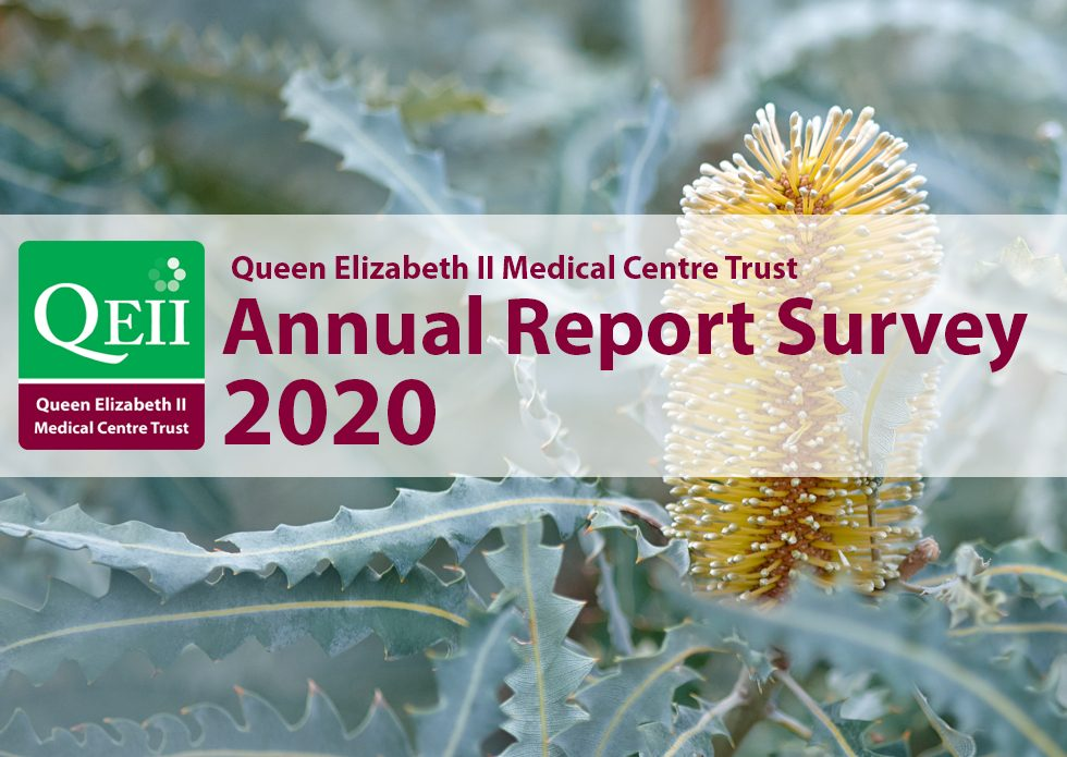 Annual Report Survey 2020